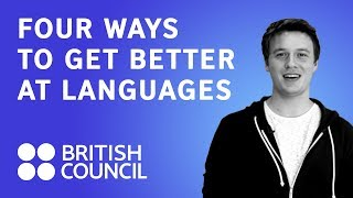 Download Four ways to get better at languages Video