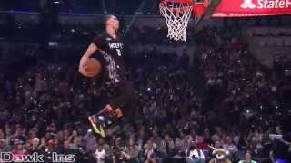 Download (All 2015 Sprite Slam Dunk Contest Dunks) LaVine KILLS IT! Video