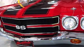 Download 1970 Chevelle El Camino SS 396 American Muscle in action Video