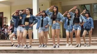 Download [THPT Tiên du 1] 12A2 Nhảy hiện đại cực hay!??:)) Video