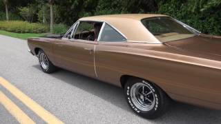 Download 1969 Road Runner For Sale $30000.00 Call Tom at 239-405-1970 5/23/17 Video