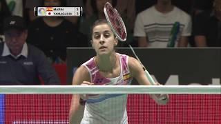 Download Daihatsu Japan Open 2017 | Badminton QF M1-WS | Carolina Marin vs Akane Yamaguchi Video