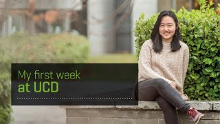 Download My First Week at University College Dublin | Kyla from Vietnam Video