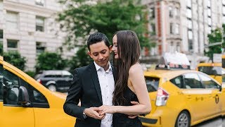 Download NYC Glam Couple Photoshoot | Behind the Scenes Video