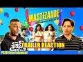 Download Mastizaade Trailer Reaction | PESH Entertainment Video