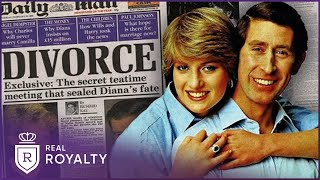 Download Princess Diana's Life After Charles | Fourteen Weddings And A Divorce | Real Royalty Video