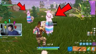 Download LUCKIEST FORTNITE ROUND IVE EVER PLAYED..*2 LLAMAS* | Fortnite Battle Royale Gameplay Video