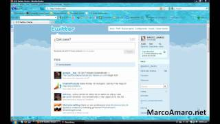 Download Tutorial TWITTER En Español: Como Usar Twitter - Marco Amaro Video