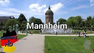 Download Mannheim in 4k [Germanyinhd.de] Video