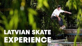 Download Latvia's Best Skateboarding Spots w/ Madars Apse Video