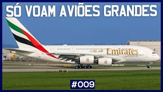 Download EMPRESAS AÉREAS QUE VOAM APENAS AVIÕES GRANDES Video