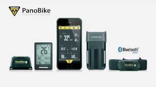 Download Topeak PanoBike Advanced Cycling App System Video