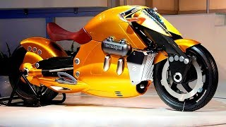 Download 10 MOST INSANE MOTORCYCLES IN THE WORLD Video