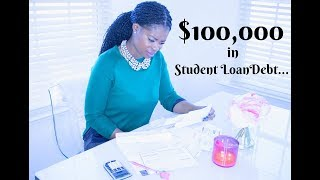 Download $100,000 IN STUDENT LOAN DEBT: LOAN REPAYMENT | NURSE LADA Video
