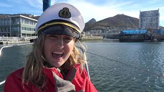 Download Gale Force Winds (Sailing Cape Town) Video
