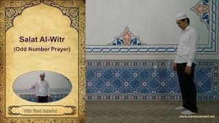 Download How to perform The Three Rakat Salat al-Witr (Odd Numbered Prayer) Video