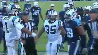 Download Cam Newton Pisses Off Opponents with Touchdown Dance Video
