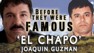 Download Joaquin 'El Chapo' Guzman – Before They Were Famous Video