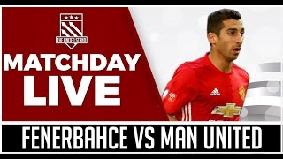 Download Fenerbahçe vs Manchester United LIVE STREAM WATCHALONG Video