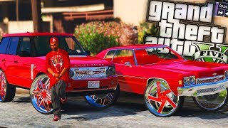 Download Bloods are BACK! - GTA 5 Gang Life - Day 1 Video