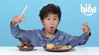 Download Chinese Food | American Kids Try Food from Around the World - Ep 6 | Kids Try | Cut Video