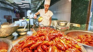 Download Chinese Street Food Tour in Shanghai, China | Street Food in China BEST Seafood Video