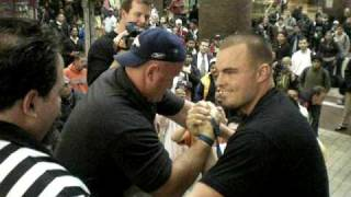 Download NYAWA NYC ARMS JERRY CADORETTE VS TRAVIS BAGENT Finals 1 Video