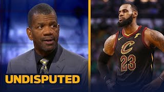 Download A series loss to 'Star-less Celtics' will tarnish LeBron's legacy | NBA | UNDISPUTED Video
