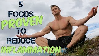 Download Reduce Inflammation with 5 Foods! Natural Anti-Inflammatories- Thomas DeLauer Video