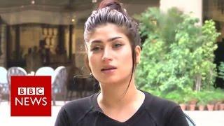 Download Qandeel Baloch: Pakistan's social media celebrity - BBC News Video