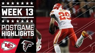 Download Chiefs vs. Falcons | NFL Week 13 Game Highlights Video