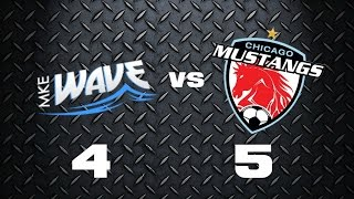 Download Milwaukee Wave vs Chicago Mustangs highlights *2.5.17* Video