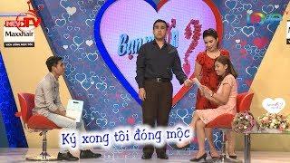 Download Cô gái Nghệ An xúc động bấm nút hẹn hò chàng Ninh Bình vì đã nghiêm túc soạn sẵn HỢP ĐỒNG TÌNH YÊU Video