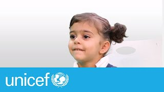 Download What would you hold onto if you were forced to flee home? | UNICEF Video
