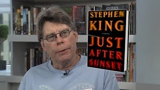 Download Stephen King on the Craft of Short Story Writing Video