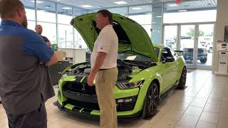 Download 2020 Shelby GT500 Ford Performance Engineers Training Akins Video