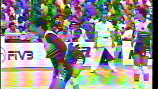 Download 1986 Men's World Championship qual. Gre - Can Video