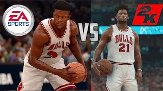 Download NBA Live 17 vs NBA 2K17! How #NBALive17 Can Compete With #NBA2K17!!! Video