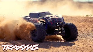 Download Traxxas X-Maxx: The Evolution of Tough Video