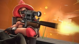 Download The EXPLOSIVE Sniper Rifle! TF2 Custom Weapons GameMode! Video