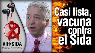 Download Casi lista, vacuna contra el Sida, expone especialista Video