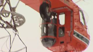 Download Erecting a Herblet Ralls Transmission Tower Video
