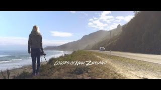 Download Colors of New Zealand | A Road Travel Film in 4k | GH4 Vlog L & Phantom 3 Professional S Log Video