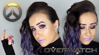 Download Sombra Overwatch Makeup Tutorial | Josie Video