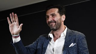 Download Gianluigi Buffon to leave Juventus after 17 years Video