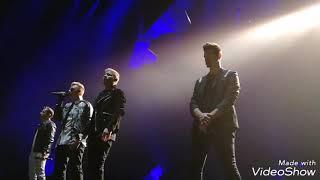 Download Backstreet Boys ″Chances″ 11.10.2018 Video