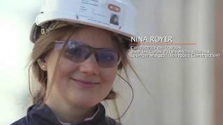 Download Nina : hier stagiaire, aujourd'hui Condutrice de Travaux Video