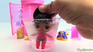 Download LOL Dolls Hair Goals, Surprise Eggs, Shimmer and Shine Toy Surprises Video