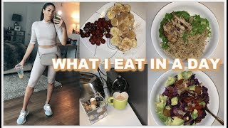 Download HEALTHY WHAT I EAT IN A DAY + WHY I LOVE MEDITATION Video