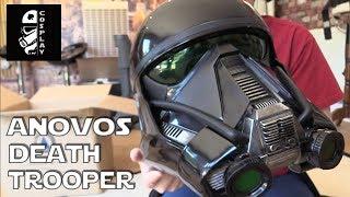 Download Anovos Death Trooper Helmet Unboxing (Rogue One) Video